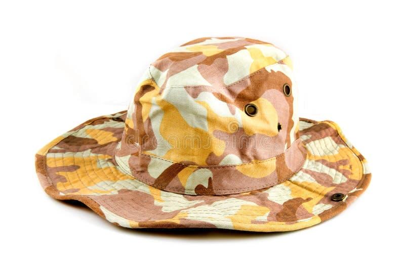伪装帽子 图库摄影