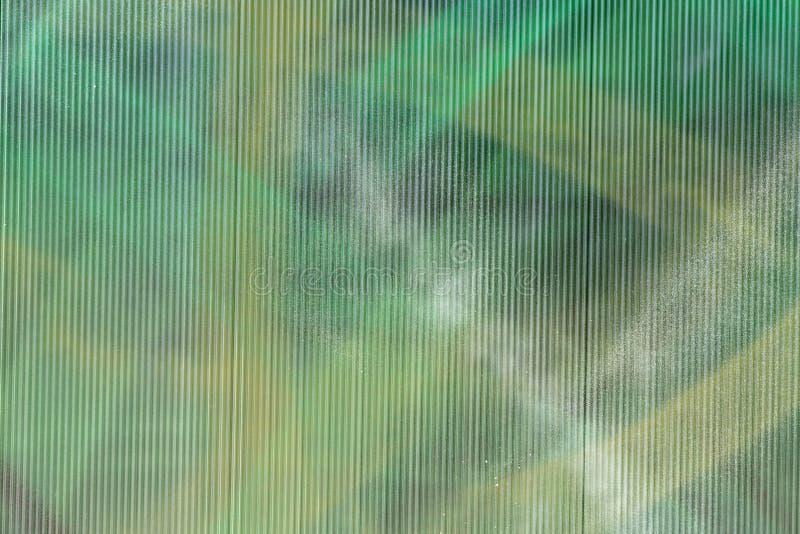 伪装样式绿色黄褐色为墙纸设计的背景纹理 免版税库存图片