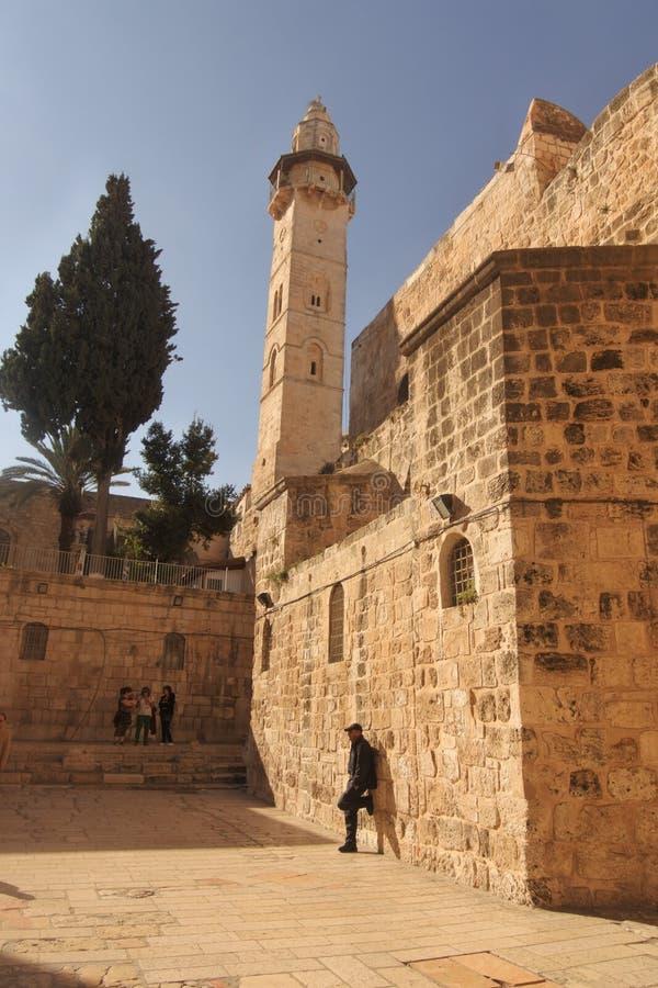 伯利恒-以色列 免版税库存照片