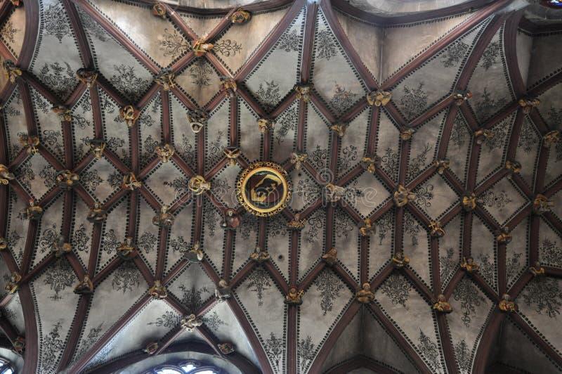伯尔尼大教堂 免版税库存图片