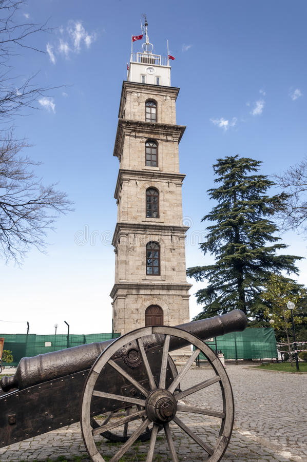 伯萨,土耳其 免版税库存照片