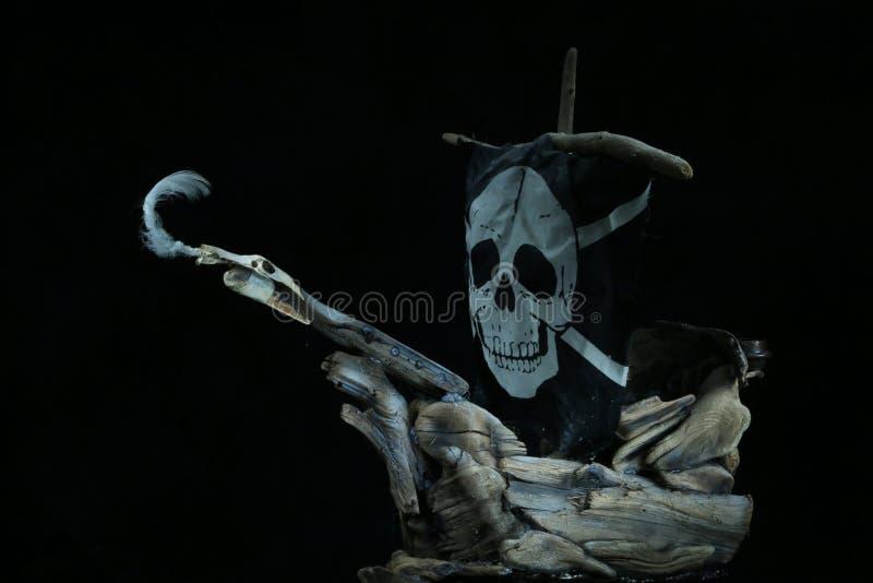 04位加勒比海盗 免版税库存照片