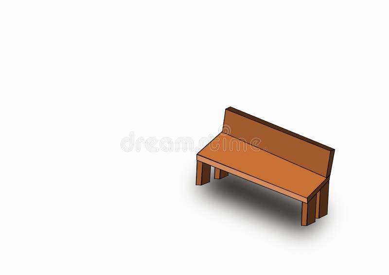位子 免版税图库摄影
