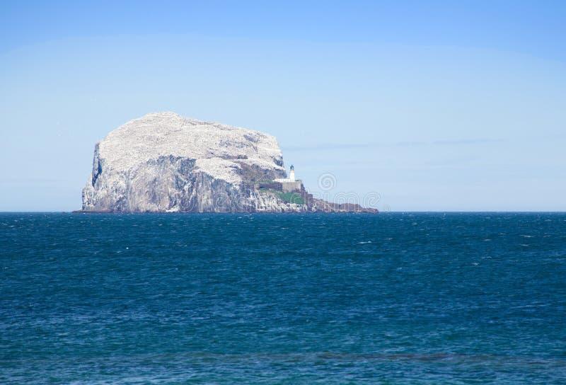 低音岩石 库存图片