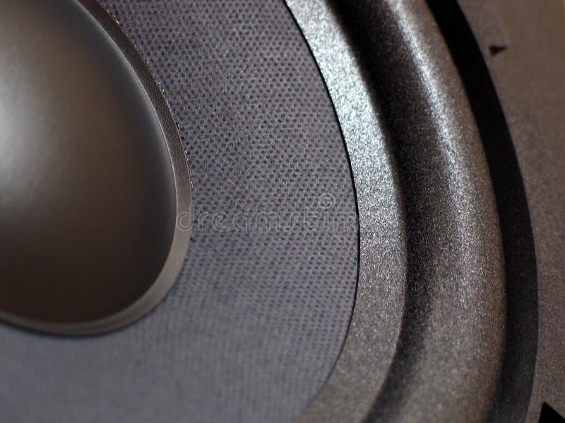 低音要素 库存照片