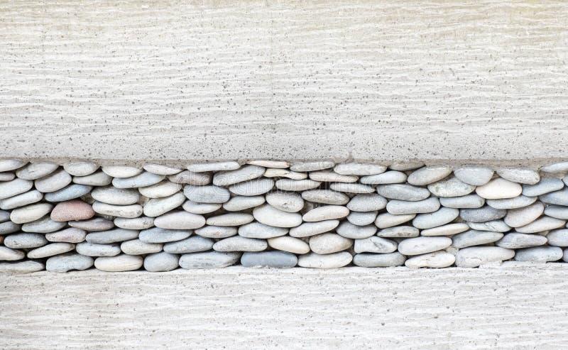Download 围住与小卵石石头和水泥,纹理背景的层数 库存照片. 图片 包括有 鹅卵石, 本质, 固定, 小卵石, 墙纸 - 62527684