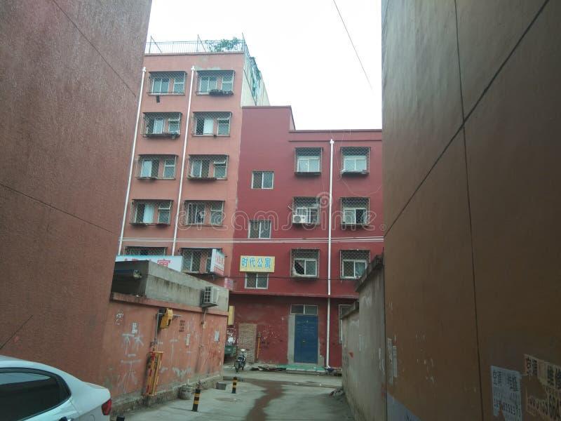住房在中国 图库摄影