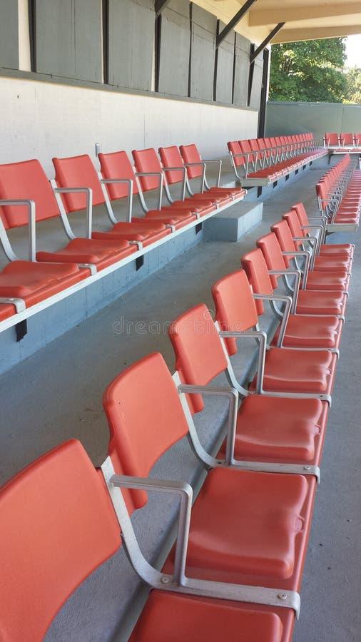 体育场位子3 免版税库存图片