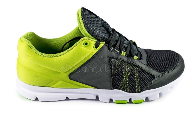 体育鞋子 免版税图库摄影