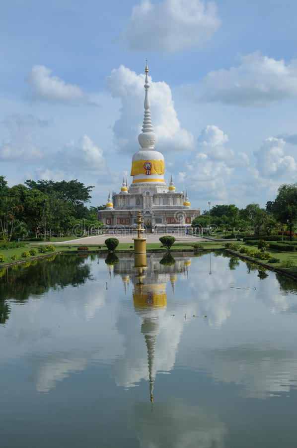 佛教塔 库存图片