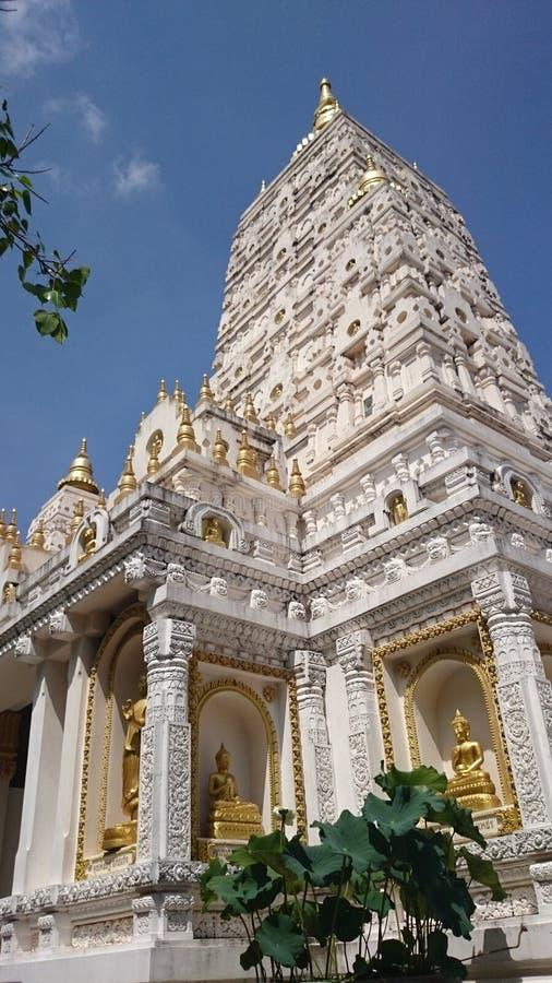 佛教的四个圣地 免版税图库摄影