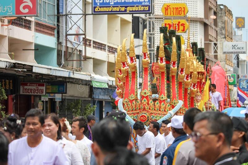 佛教节日 图库摄影