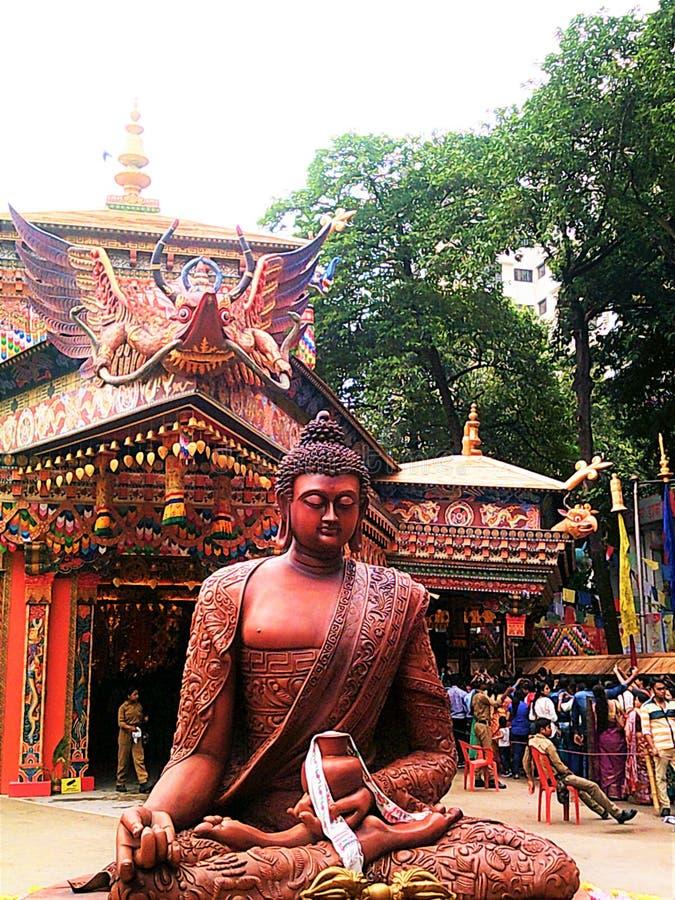 佛教 免版税库存照片