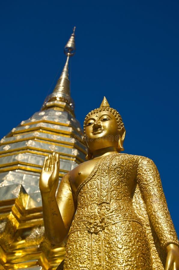 Download 佛教doi phrathat suthep寺庙wat 库存图片. 图片 包括有 金子, 室外, 东方, 发芽 - 22356549