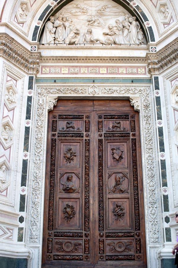 佛罗伦萨意大利细节  库存图片