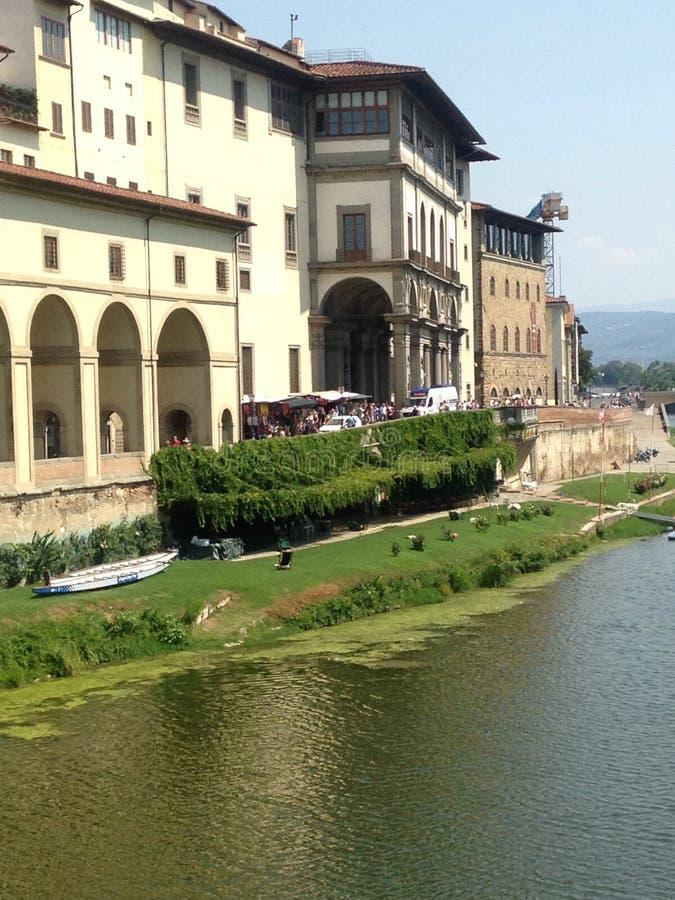 佛罗伦萨意大利建筑学  库存图片