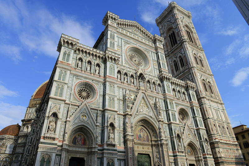 佛罗伦萨,意大利圆顶 库存图片