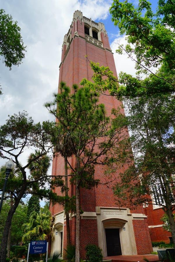 佛罗里达大学大厦 库存图片