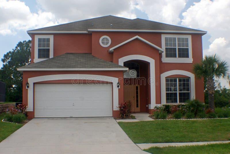 佛罗里达家庭大 免版税库存图片
