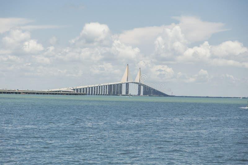 佛罗里达桥梁 图库摄影