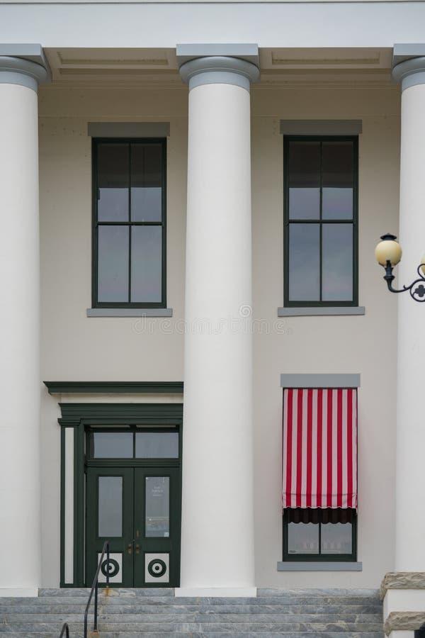 佛罗里达状态国会大厦大厦和博物馆 免版税库存图片