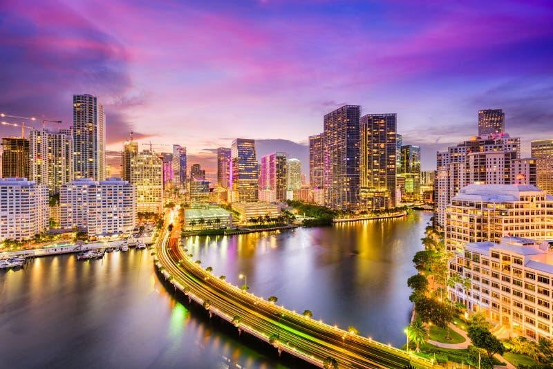 佛罗里达迈阿密美国 库存照片