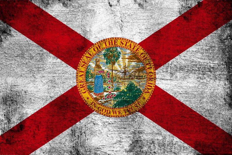 佛罗里达 皇族释放例证
