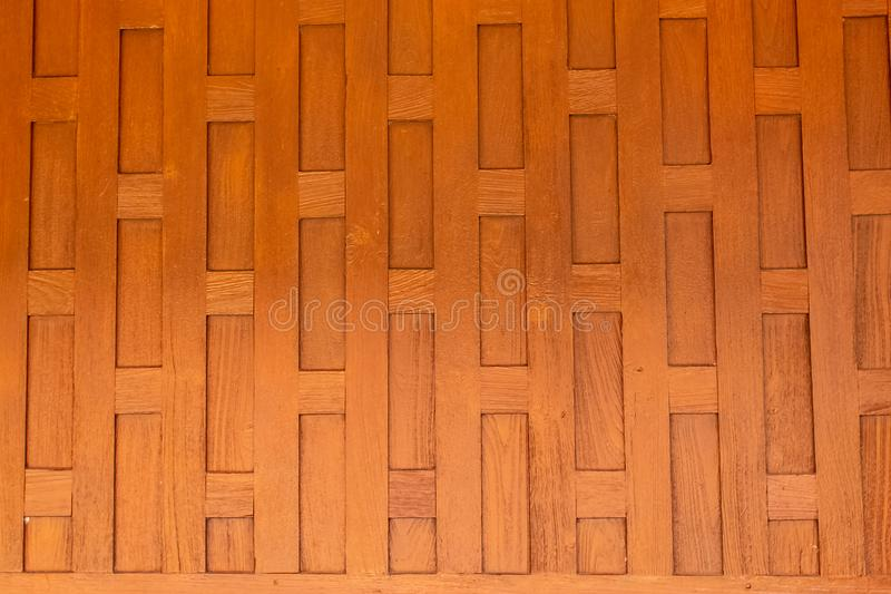 作为背景使用的实体木材样式 免版税库存图片