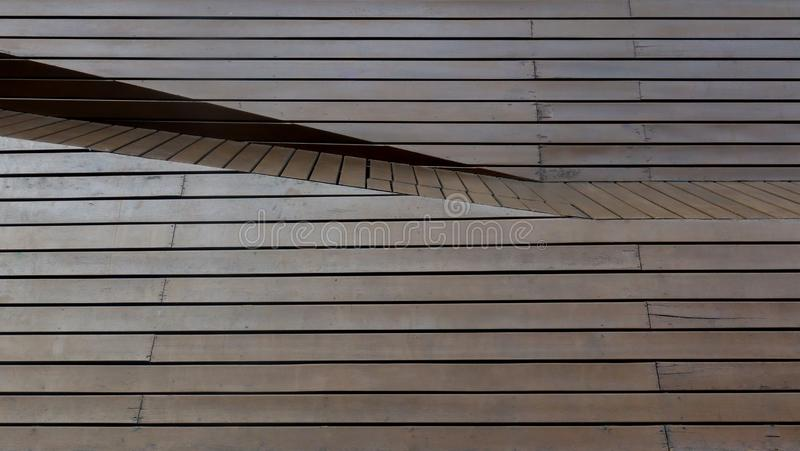 作为背景和墙纸的布朗木盘区线 库存照片