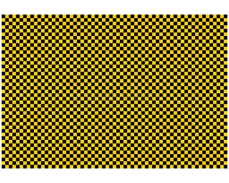 作为背景的棋盘样式 皇族释放例证