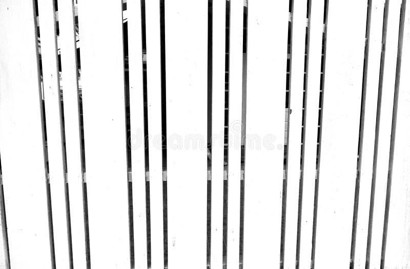 作为背景的白色木板条 难看的东西纹理墙纸 免版税图库摄影