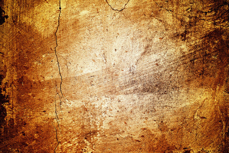 作为背景的脏的混凝土墙 库存图片