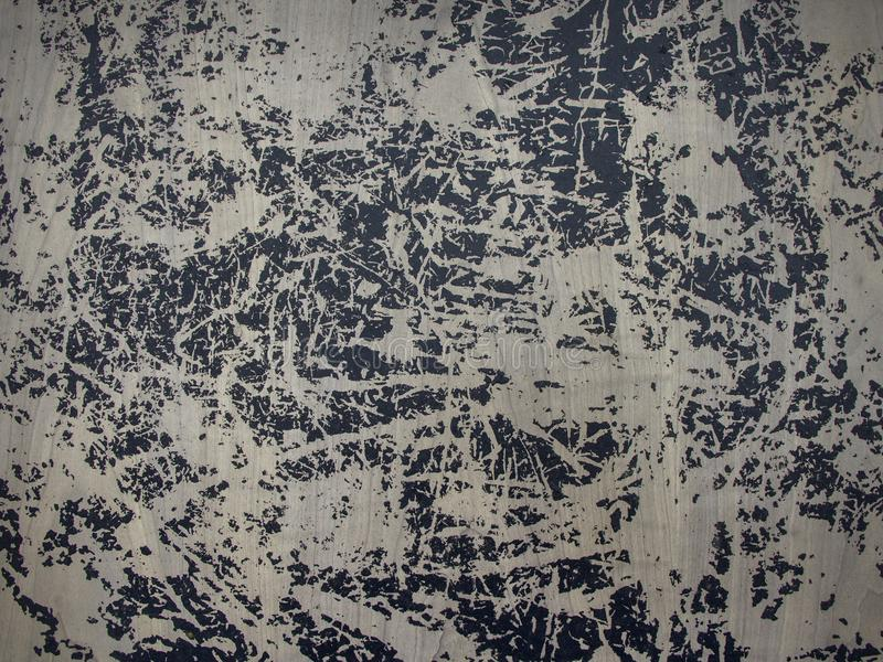 作为背景的脏的被绘的桌表面纹理 文本的空间 库存照片
