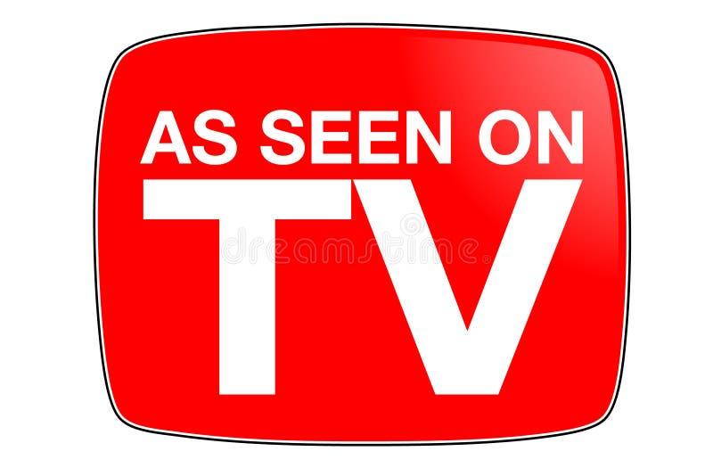 作为被看见的电视