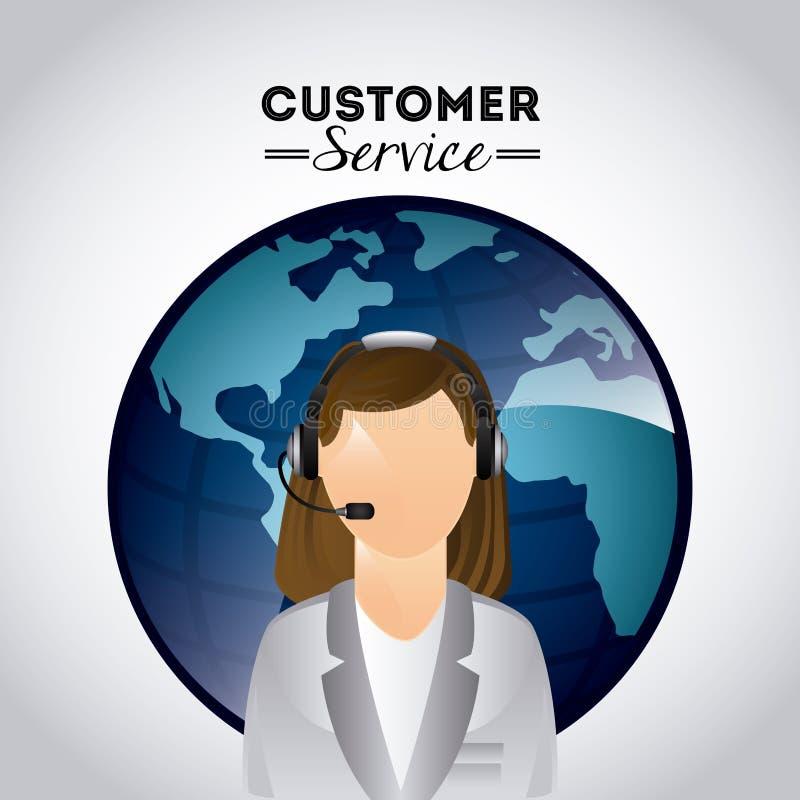 Download 作为覆盖客户友好帮助有用的爱服务微笑对非常您的美丽的女实业家的天使 向量例证 - 插画 包括有 女性, 办公室: 59101174