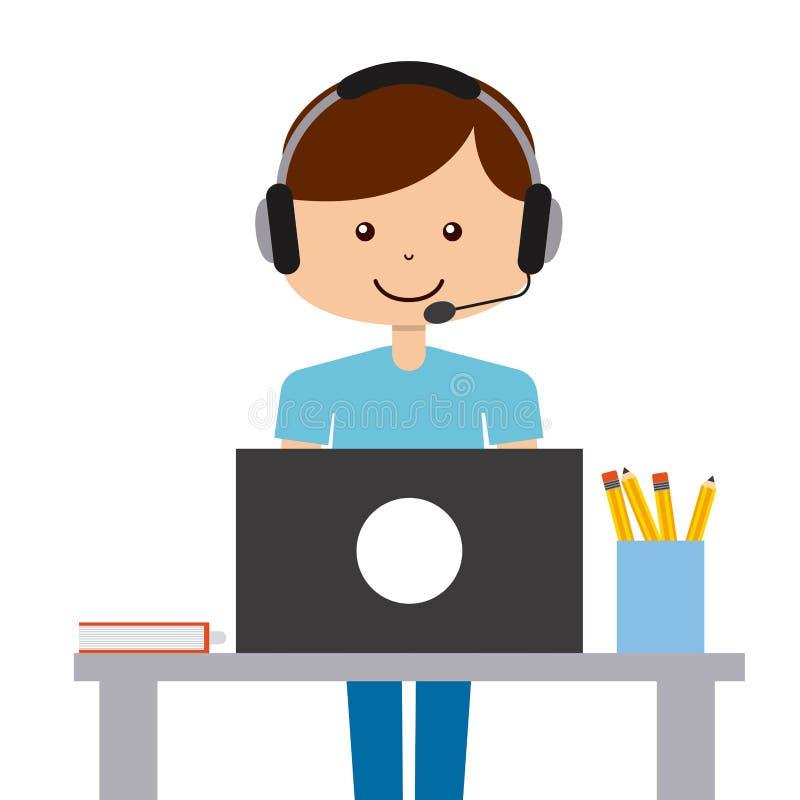 Download 作为覆盖客户友好帮助有用的爱服务微笑对非常您的美丽的女实业家的天使 向量例证 - 插画 包括有 符号, 联络: 59101458