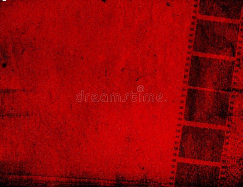 作用胶卷画面grunge 皇族释放例证