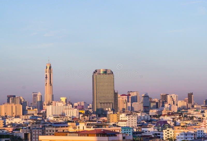 你好曼谷 免版税库存图片
