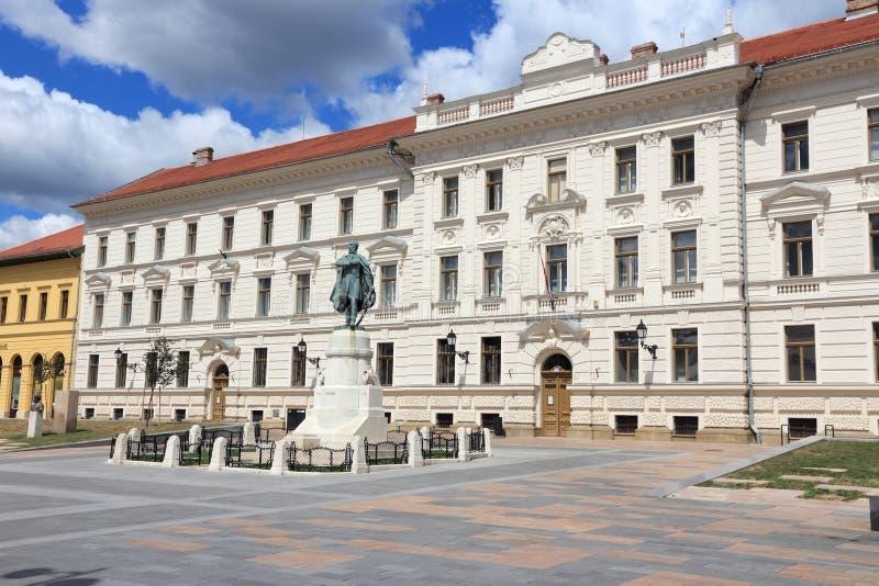 佩奇,匈牙利 免版税库存图片