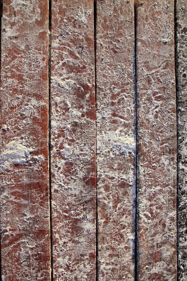 使加勒比码头沙子土壤白色木头靠岸 免版税库存图片
