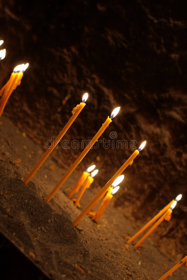 使徒亚美尼亚教会 图库摄影