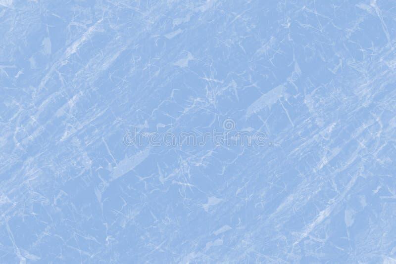 使有大理石花纹的浅兰的背景 免版税库存照片