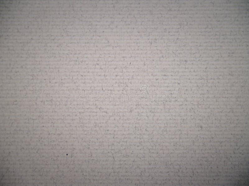 使纸张成波状 库存图片