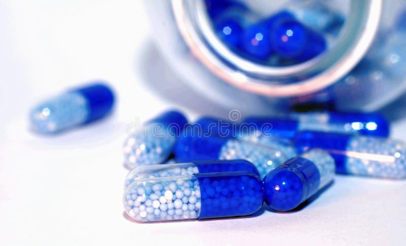 使维生素服麻醉剂 库存图片