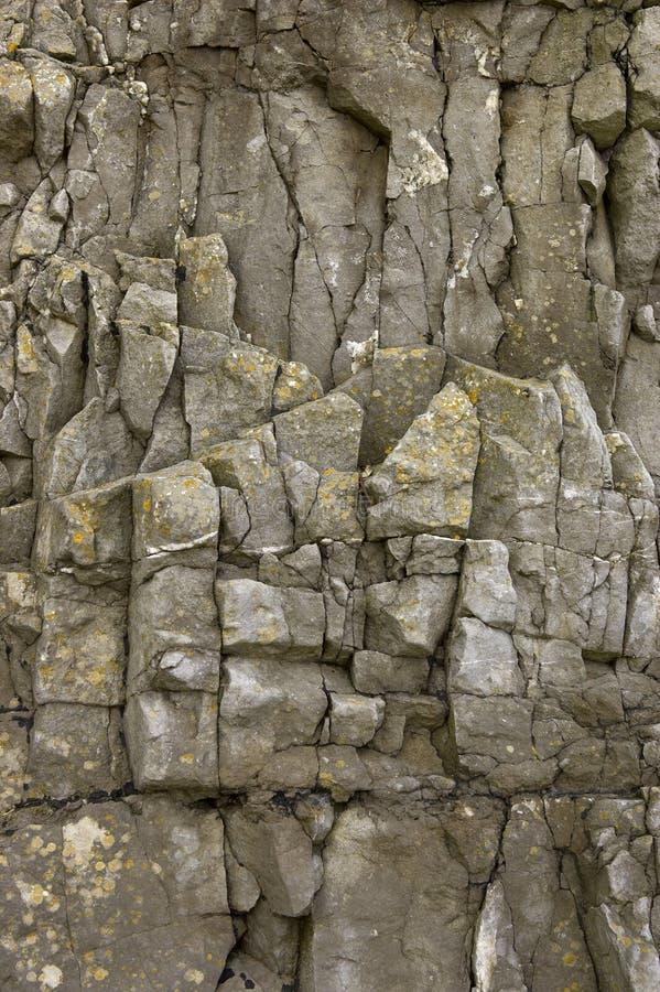 使详细资料英国表面点岩石沙子英国&# 免版税库存图片