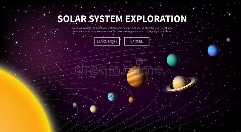 例证月亮空间星形 皇族释放例证