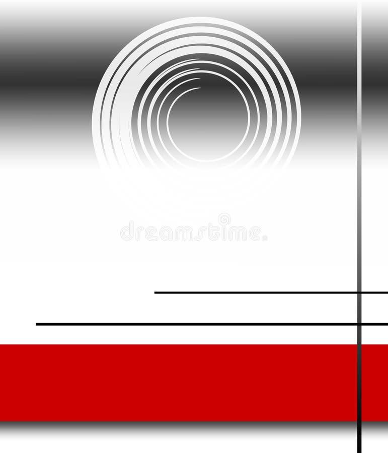例证格式红色 免版税库存照片