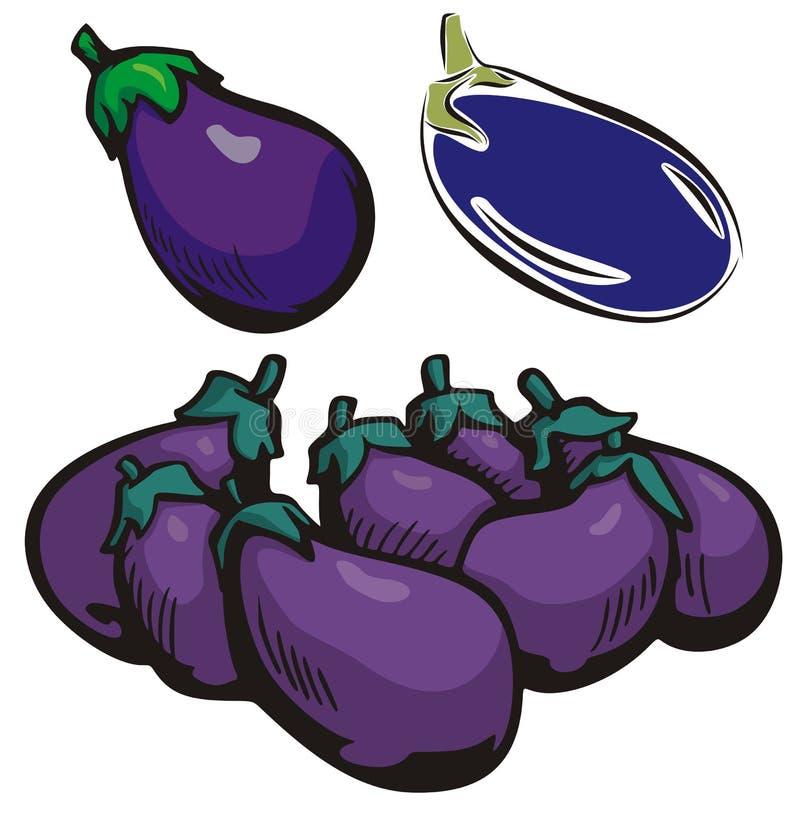 例证系列蔬菜 皇族释放例证