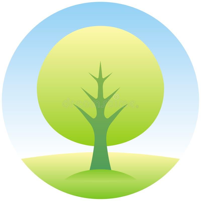例证结构树向量 向量例证