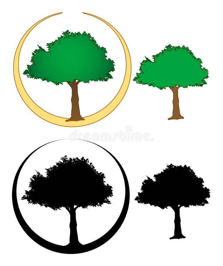 例证结构树 皇族释放例证